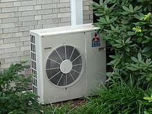 gaz climatiseur maison